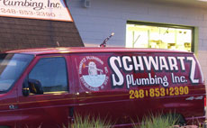 Schwartz Plumbing Offices